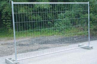 noleggio recinzioni cantiere