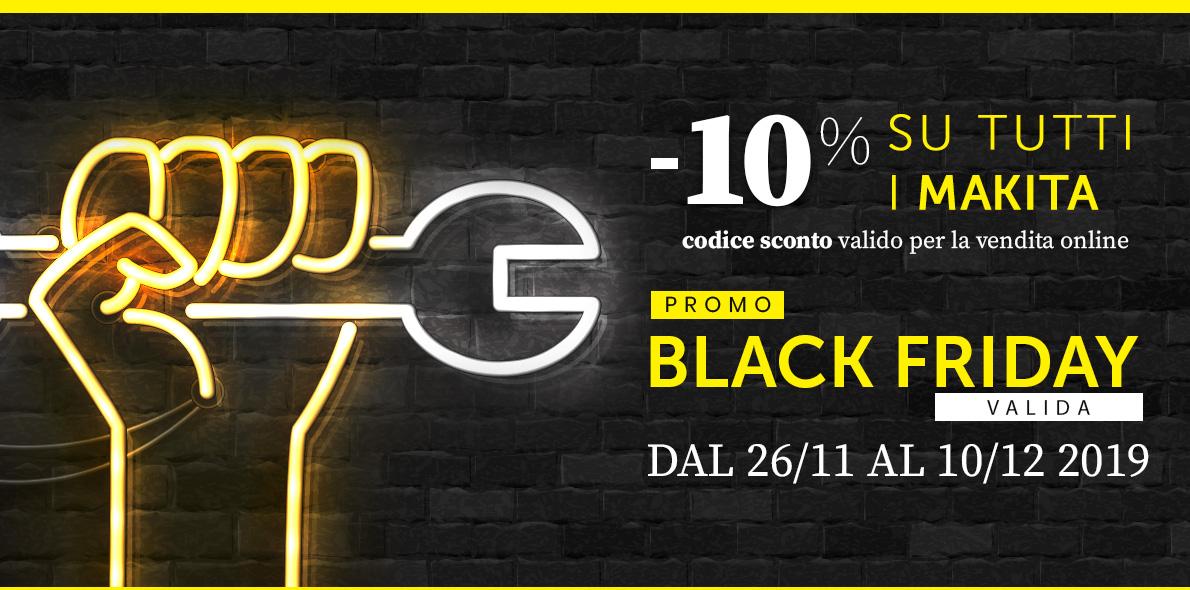 Black friday Makita 2019