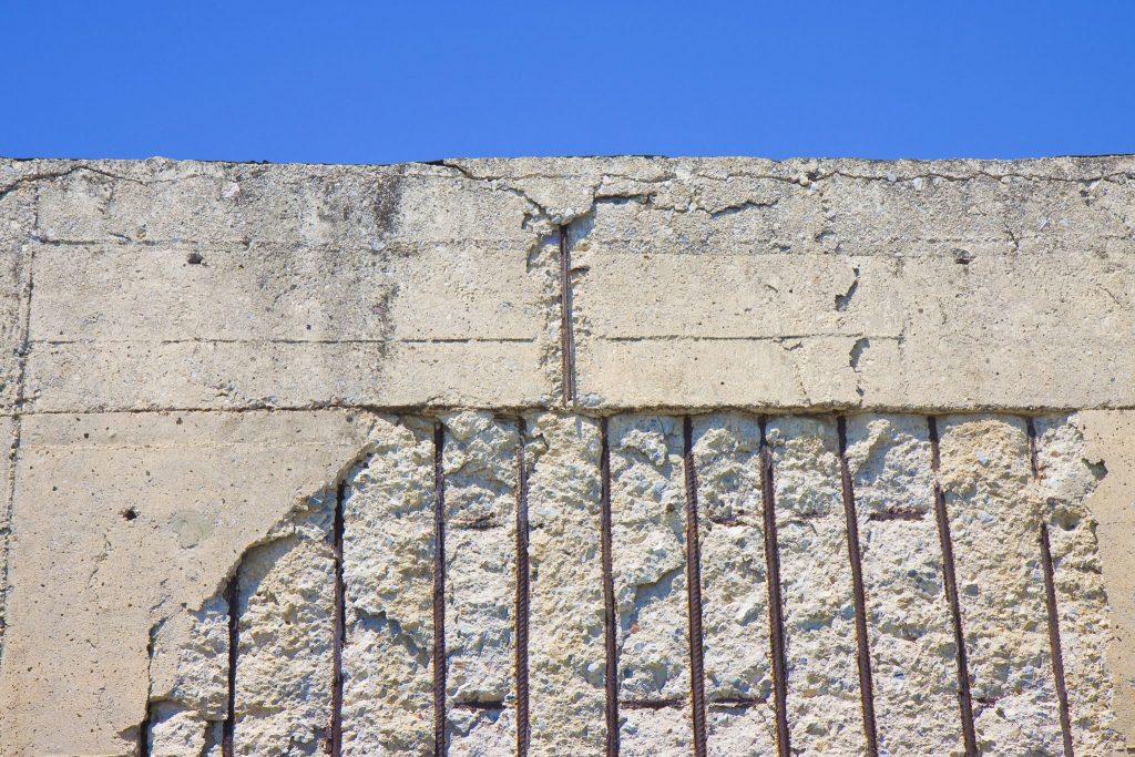 degrado ed il ripristino strutturale del cemento armato