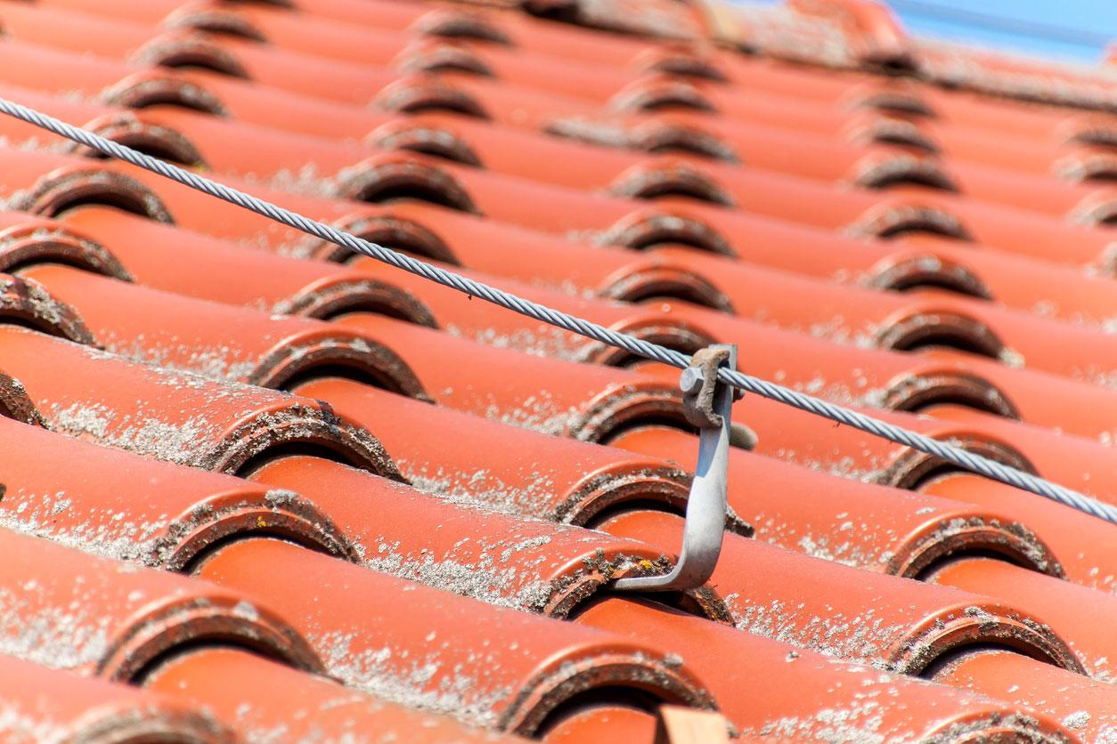Che cosa sono i sistemi anticaduta per i tetti